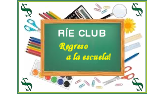 EDUCOOP Rie Club Regreso a la Escuels